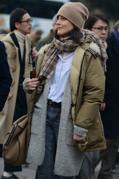Pitti Uomo Street Style by Tommy Ton